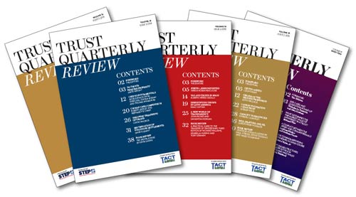 Trust Quarterly Review